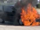ไฟไหม้ BMW เจ้าของบอก รถมีปัญหาระบบไฟของพัดลมหม้อน้ำ ยังไม่ได้นำไปซ่อม