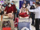 กลับบ้านใครบ้านมัน! 13 คนไทยชุดแรกจากฉงชิ่งใกล้เมืองอู่ฮั่น ผ่านตรวจคัดกรองให้กลับบ้านได้