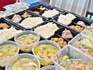 กองทัพเรือจัดเต็ม! เมนูมื้อเย็นให้ 138 คนไทยกลับบ้าน – น้ำพริกกะปิ ปลาทู ผัก, ต้มจืดฟักตุ๋นน่องไก่, คั่วกลิ้งหมู