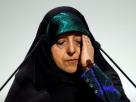 ผลตรวจยืนยัน! รองประธานาธิบดีหญิงอิหร่าน ติดไวรัสมรณะ COVID-19