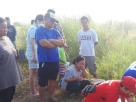 ยายวัย74 ตกปลาทำกับข้าว-ทำปลาเค็มขายเลี้ยงชีพ เจอเป็นศพจมคาบ่อ-คาดวูบหัวทิ่้ม