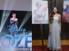 """คนไทยทำได้! """"แก้ม วิชญานี"""" ร่วมโชว์พลังเสียง Frozen2 งานออสการ์ครั้งที่ 92"""