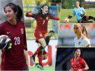 """""""ทิฟฟานี่-ดารุณี"""" และ """"หมิว-ศิลาวรรณ"""" ติด 5  อันดับนักฟุตบอลหญิงที่สวยที่สุดในปี 2020"""