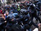 """รัสเซียจับม็อบไปแล้ว 3,500คน แกนนำนัดชุมนุมใหม่อีกสัปดาห์หน้า """"จี้ปล่อยผู้นำฝ่ายค้าน"""""""