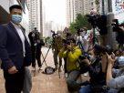 """""""ตำรวจฮ่องกง"""" ตั้งข้อหาหนัก """"การล้มล้างอำนาจรัฐ"""" กับฝ่ายต่อต้านรัฐบาล 47 คน"""